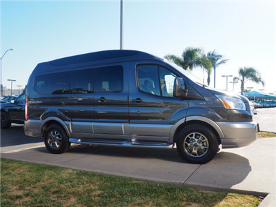 2018 Transit 150 Low Roof 4x2,  Passenger Wagon #T13536 - photo 3