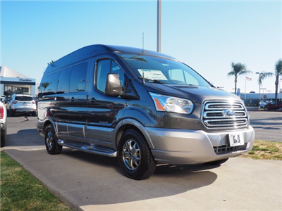 2018 Transit 150 Low Roof 4x2,  Passenger Wagon #T13536 - photo 5