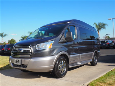 2018 Transit 150 Low Roof 4x2,  Passenger Wagon #T13536 - photo 1