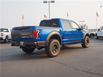 2018 F-150 SuperCrew Cab 4x4,  Pickup #T13639 - photo 9