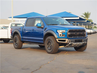 2018 F-150 SuperCrew Cab 4x4,  Pickup #T13639 - photo 3