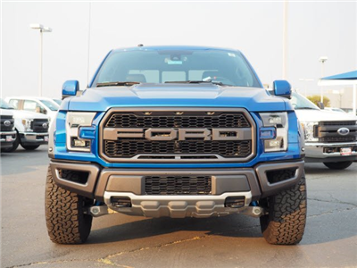 2018 F-150 SuperCrew Cab 4x4,  Pickup #T13639 - photo 4