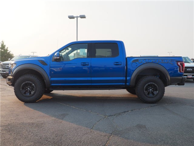 2018 F-150 SuperCrew Cab 4x4,  Pickup #T13639 - photo 6