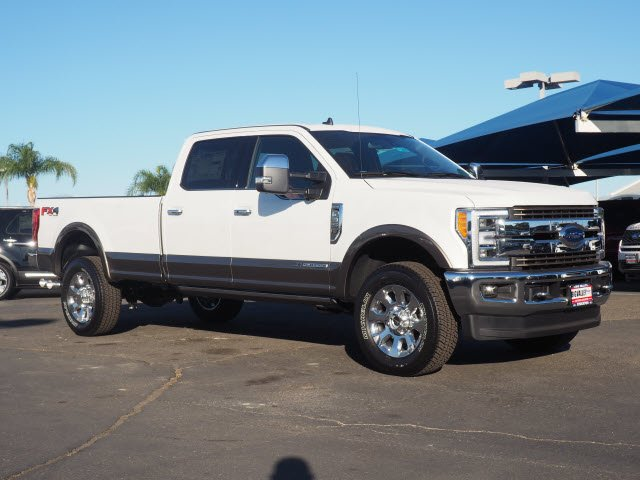 2019 F-350 Crew Cab 4x4,  Pickup #T13655 - photo 3