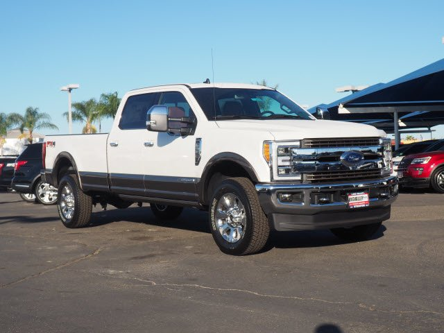 2019 F-350 Crew Cab 4x4,  Pickup #T13655 - photo 4