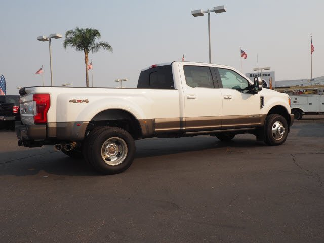 2018 F-350 Crew Cab DRW 4x4,  Pickup #T13680 - photo 10