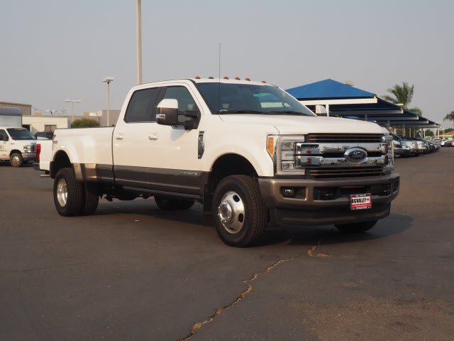 2018 F-350 Crew Cab DRW 4x4,  Pickup #T13680 - photo 3