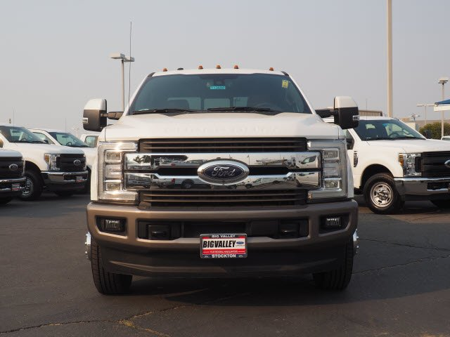 2018 F-350 Crew Cab DRW 4x4,  Pickup #T13680 - photo 4
