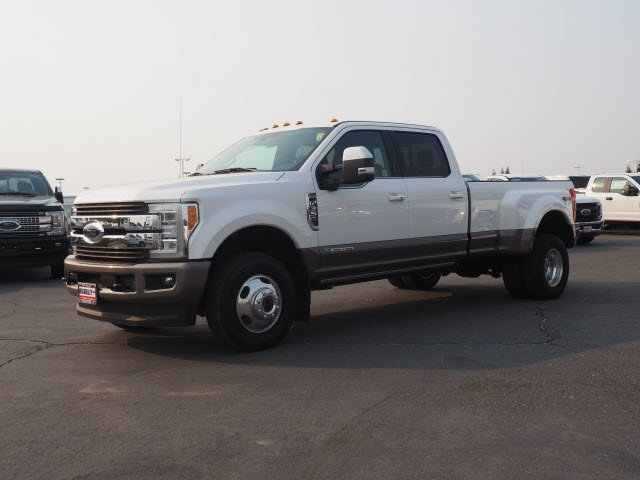 2018 F-350 Crew Cab DRW 4x4,  Pickup #T13680 - photo 5