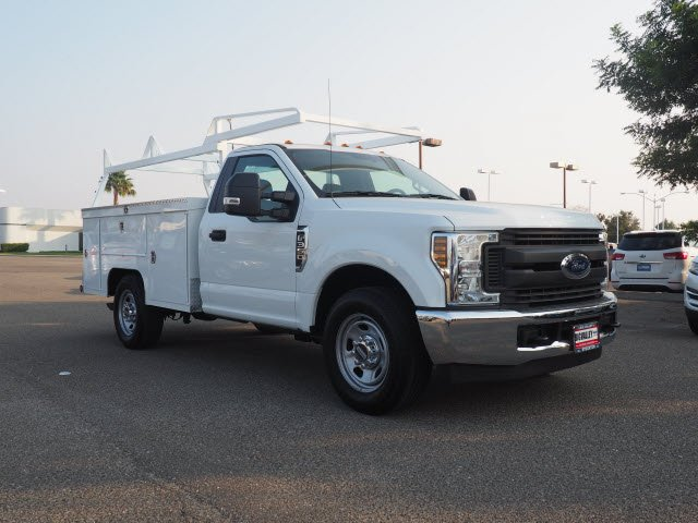 2018 F-350 Regular Cab 4x2,  Scelzi Service Body #T13693 - photo 3