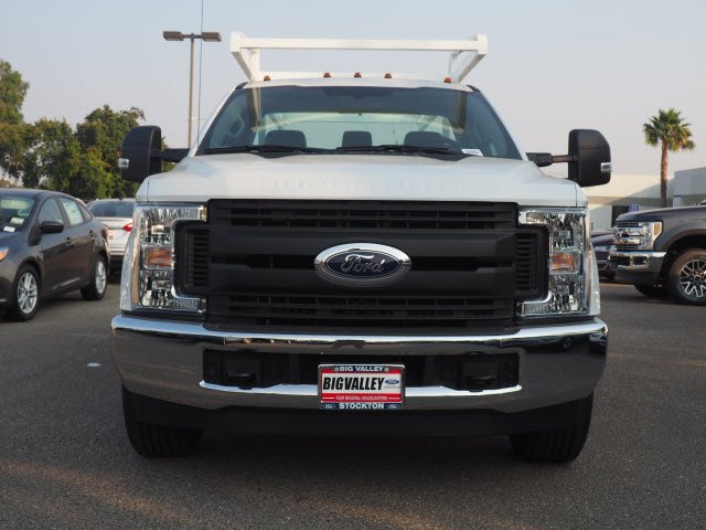 2018 F-350 Regular Cab 4x2,  Scelzi Service Body #T13693 - photo 4