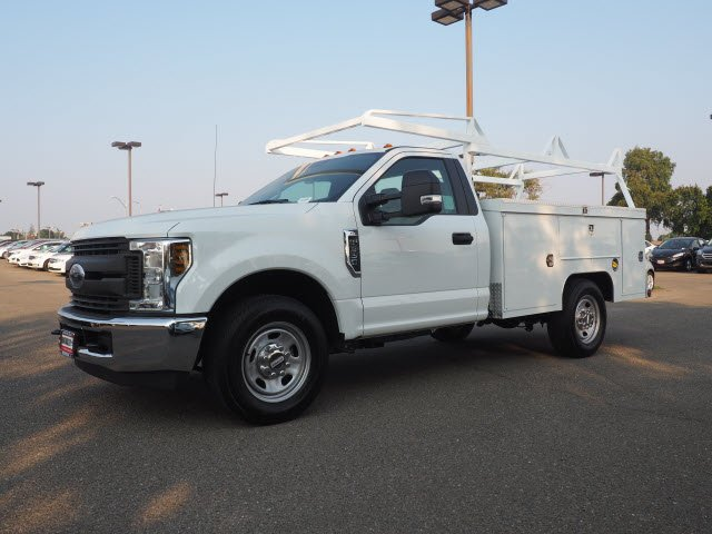 2018 F-350 Regular Cab 4x2,  Scelzi Service Body #T13693 - photo 5