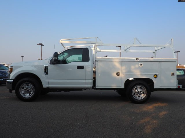 2018 F-350 Regular Cab 4x2,  Scelzi Service Body #T13693 - photo 6