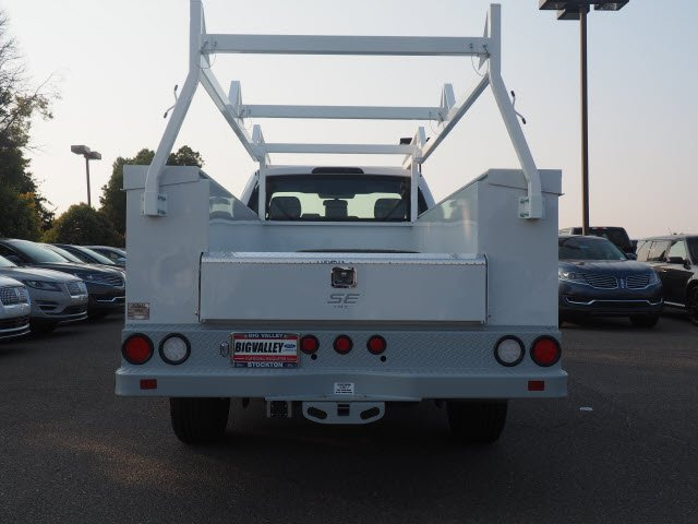2018 F-350 Regular Cab 4x2,  Scelzi Service Body #T13693 - photo 8
