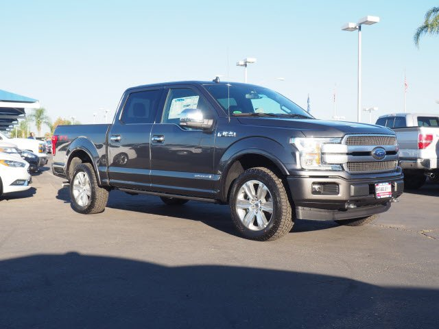 2018 F-150 SuperCrew Cab 4x4,  Pickup #T13713 - photo 3