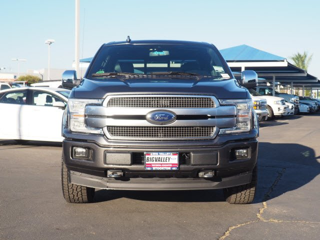 2018 F-150 SuperCrew Cab 4x4,  Pickup #T13713 - photo 4