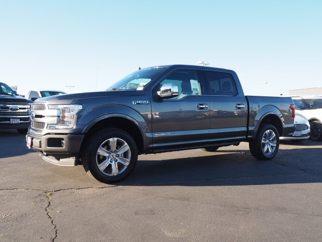 2018 F-150 SuperCrew Cab 4x4,  Pickup #T13713 - photo 5