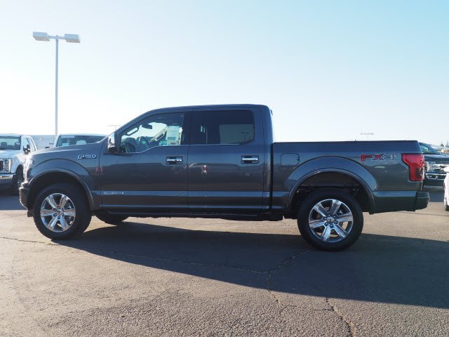 2018 F-150 SuperCrew Cab 4x4,  Pickup #T13713 - photo 6