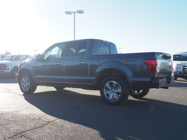 2018 F-150 SuperCrew Cab 4x4,  Pickup #T13713 - photo 7