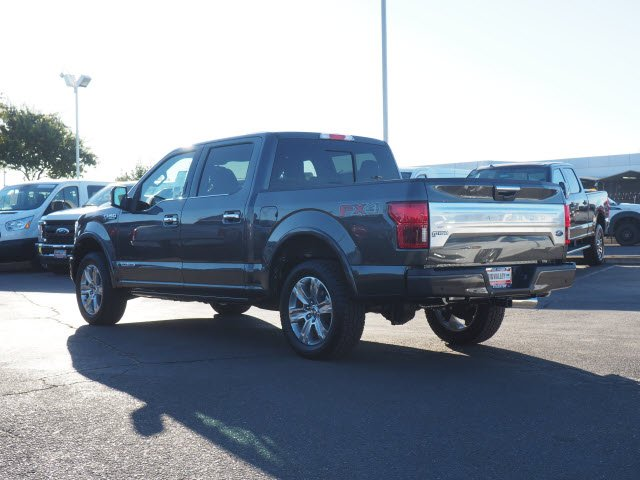 2018 F-150 SuperCrew Cab 4x4,  Pickup #T13713 - photo 2