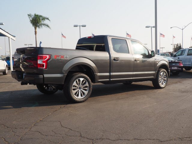 2018 F-150 SuperCrew Cab 4x4,  Pickup #T13731 - photo 10