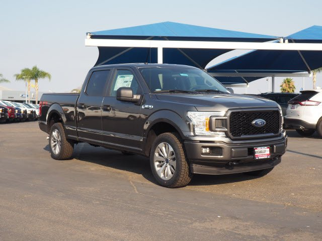 2018 F-150 SuperCrew Cab 4x4,  Pickup #T13731 - photo 3