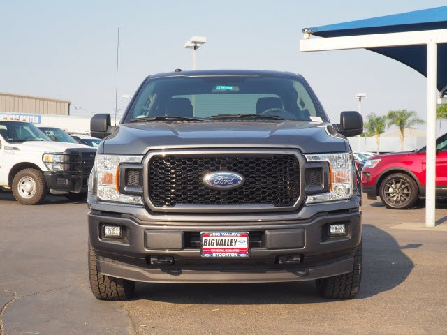2018 F-150 SuperCrew Cab 4x4,  Pickup #T13731 - photo 4