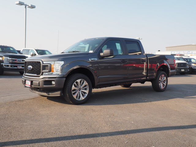 2018 F-150 SuperCrew Cab 4x4,  Pickup #T13731 - photo 5