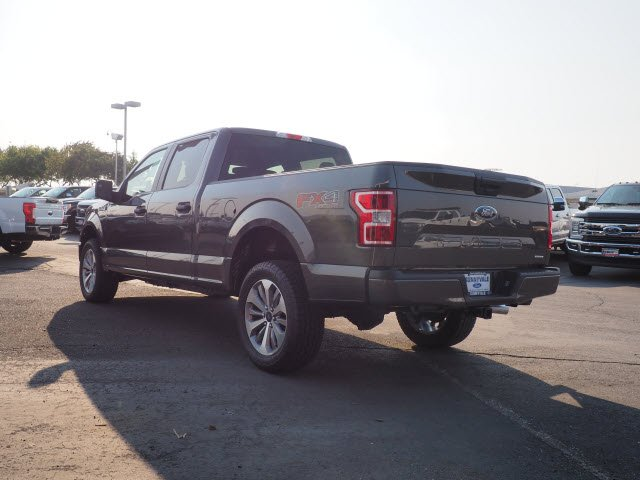 2018 F-150 SuperCrew Cab 4x4,  Pickup #T13731 - photo 2