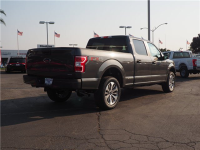 2018 F-150 SuperCrew Cab 4x4,  Pickup #T13731 - photo 9