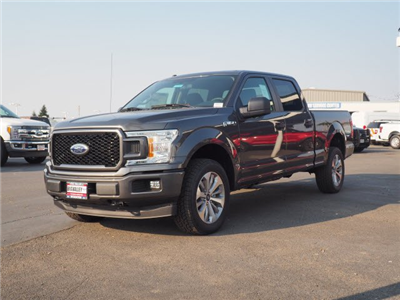 2018 F-150 SuperCrew Cab 4x4,  Pickup #T13731 - photo 1