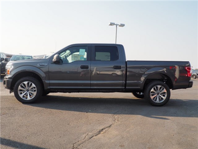 2018 F-150 SuperCrew Cab 4x4,  Pickup #T13731 - photo 6