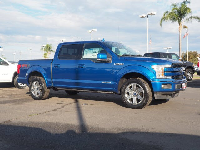 2018 F-150 SuperCrew Cab 4x4,  Pickup #T13938 - photo 3