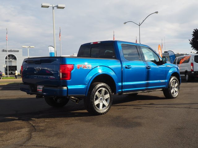 2018 F-150 SuperCrew Cab 4x4,  Pickup #T13938 - photo 10