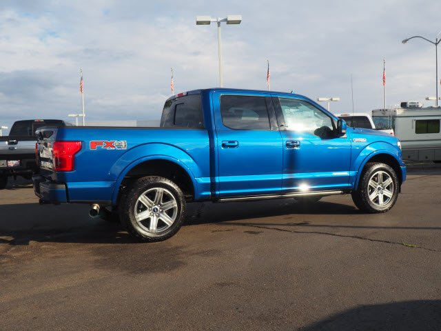 2018 F-150 SuperCrew Cab 4x4,  Pickup #T13938 - photo 11