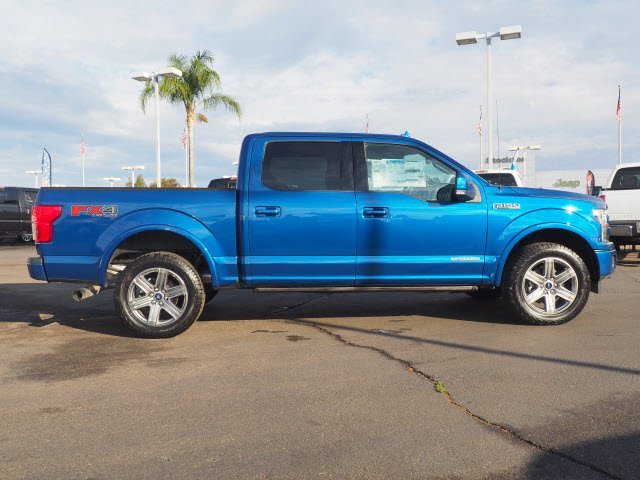 2018 F-150 SuperCrew Cab 4x4,  Pickup #T13938 - photo 12