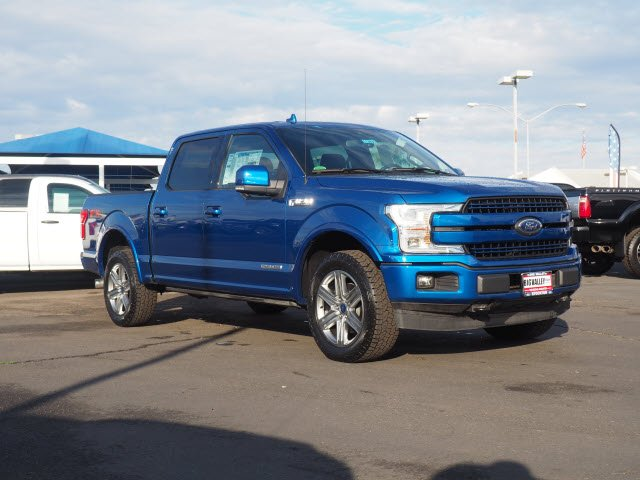 2018 F-150 SuperCrew Cab 4x4,  Pickup #T13938 - photo 4