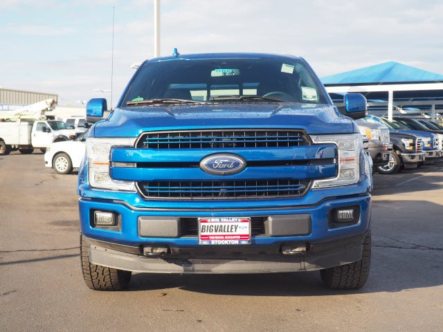 2018 F-150 SuperCrew Cab 4x4,  Pickup #T13938 - photo 5