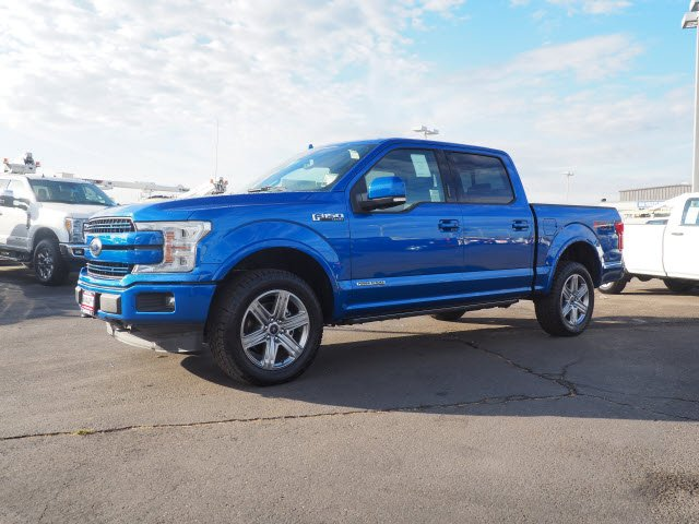 2018 F-150 SuperCrew Cab 4x4,  Pickup #T13938 - photo 6
