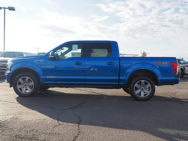 2018 F-150 SuperCrew Cab 4x4,  Pickup #T13938 - photo 7
