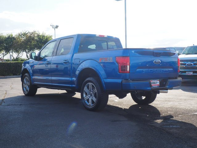 2018 F-150 SuperCrew Cab 4x4,  Pickup #T13938 - photo 2