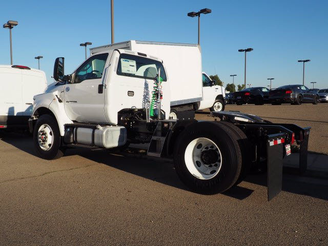 2019 Ford F-750 Regular Cab DRW 4x2, Cab Chassis #W1020 - photo 1