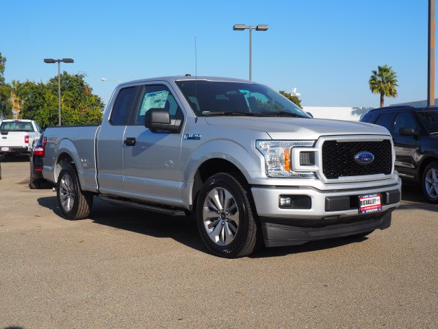 2018 F-150 Super Cab 4x2,  Pickup #T14010 - photo 4