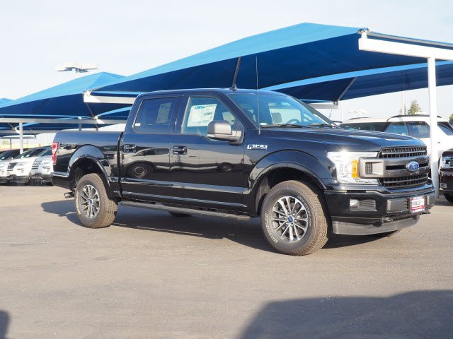 2018 F-150 SuperCrew Cab 4x4,  Pickup #T14047 - photo 3