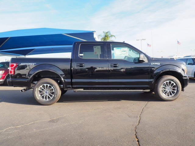 2018 F-150 SuperCrew Cab 4x4,  Pickup #T14047 - photo 12