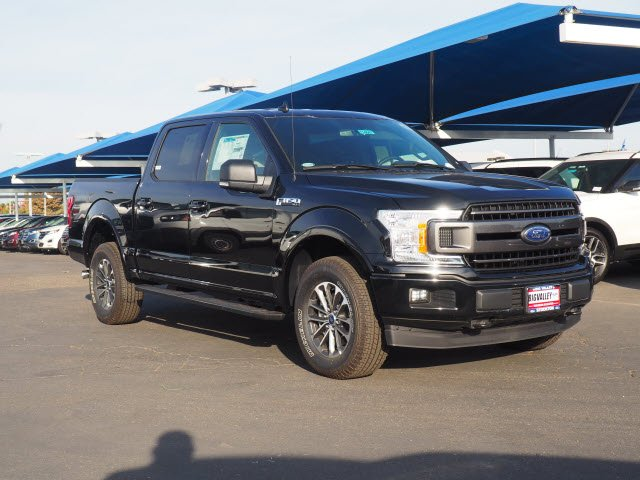 2018 F-150 SuperCrew Cab 4x4,  Pickup #T14047 - photo 5