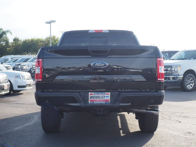 2018 F-150 SuperCrew Cab 4x4,  Pickup #T14047 - photo 10