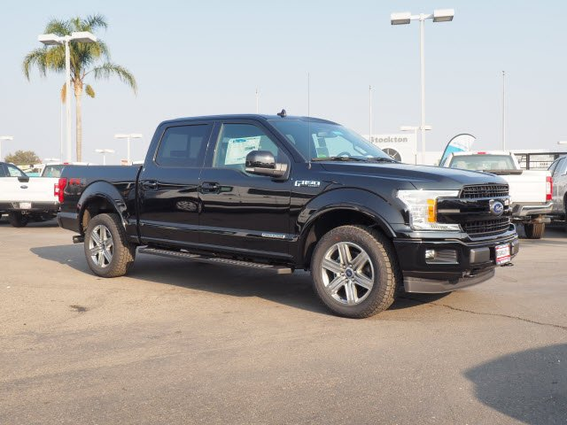 2018 F-150 SuperCrew Cab 4x4,  Pickup #T14169 - photo 3
