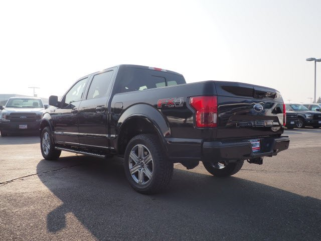 2018 F-150 SuperCrew Cab 4x4,  Pickup #T14169 - photo 2
