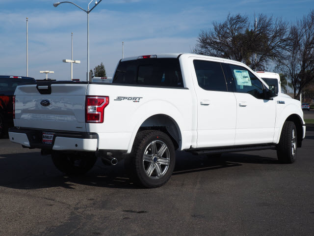 2018 F-150 SuperCrew Cab 4x4,  Pickup #T14548 - photo 5
